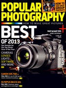 Popular Photography Magazine 12/1/2013