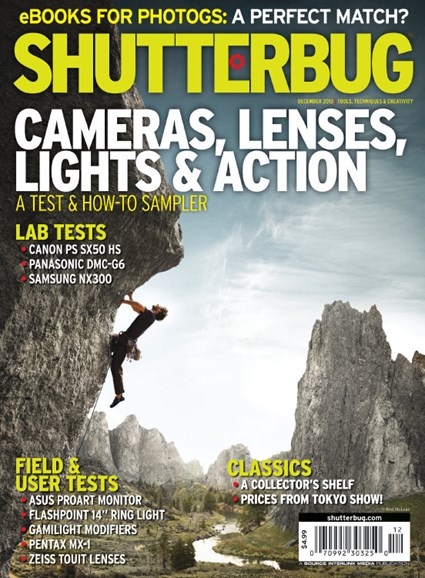 Shutterbug Cover - 12/1/2013
