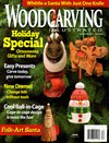 Wood Carving Illustrated Magazine | 12/1/2013 Cover