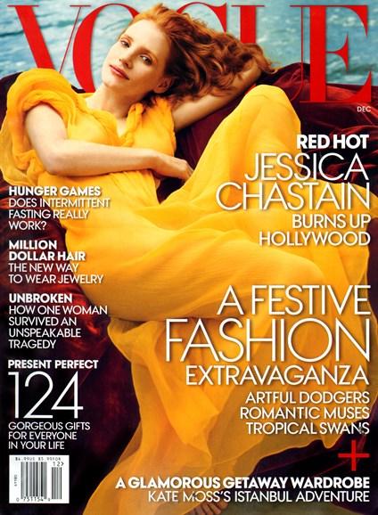 Vogue Cover - 12/1/2013