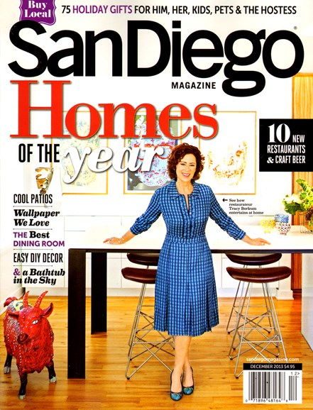 San Diego Cover - 12/1/2013