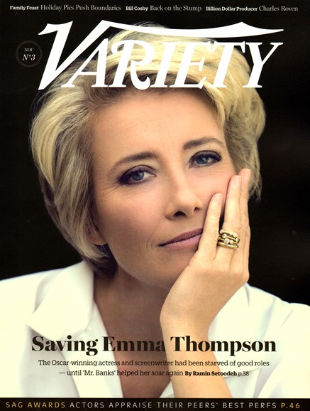 Variety Cover - 11/22/2013