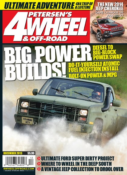 4 Wheel & Off-Road Cover - 12/1/2013