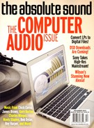 Absoulute Sound Magazine 12/1/2013