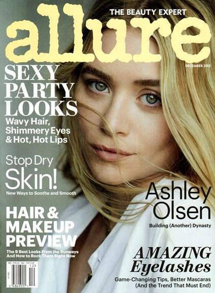 Allure Cover - 12/1/2013