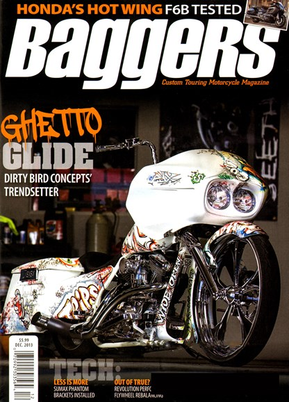 Baggers Cover - 12/1/2013