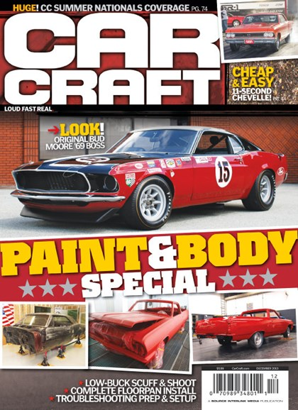 Car Craft Cover - 12/1/2013