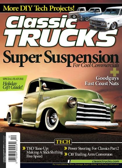 Classic Trucks Cover - 12/1/2013