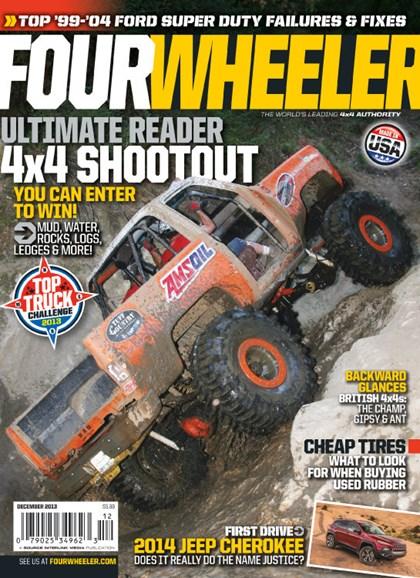 Four Wheeler Cover - 12/1/2013