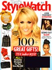People Stylewatch Magazine | 12/1/2013 Cover