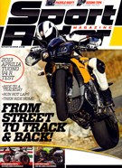 Sport Rider Magazine 12/1/2013