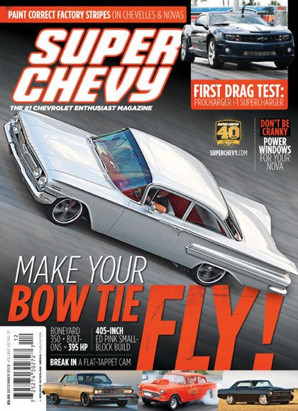 Super Chevy Cover - 12/1/2013