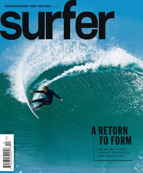 Surfer Cover - 12/1/2013