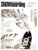 Transworld SNOWboarding Magazine 12/1/2013