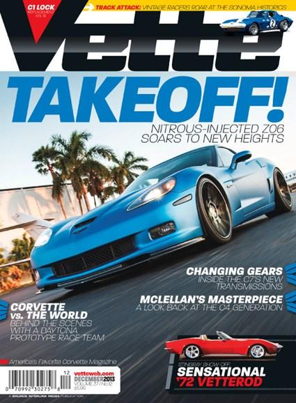 Vette Cover - 12/1/2013