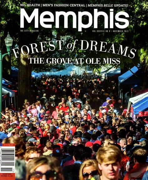 Memphis Cover - 11/1/2013