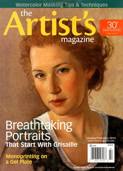Artists Cover - 1/1/2014