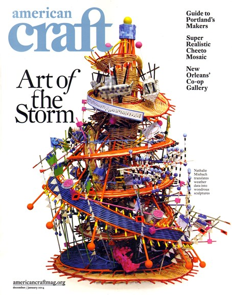 American Craft Cover - 12/1/2013