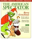 The American Spectator Magazine 12/1/2013