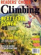 Climbing Magazine 12/1/2013