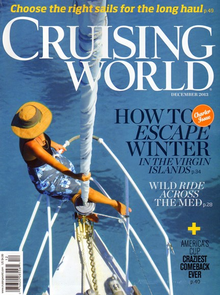 Cruising World Cover - 12/1/2013