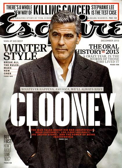 Esquire Cover - 12/1/2013
