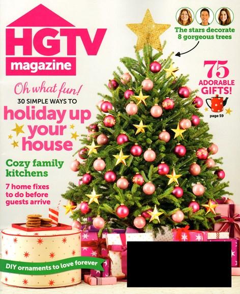 HGTV Cover - 12/1/2013