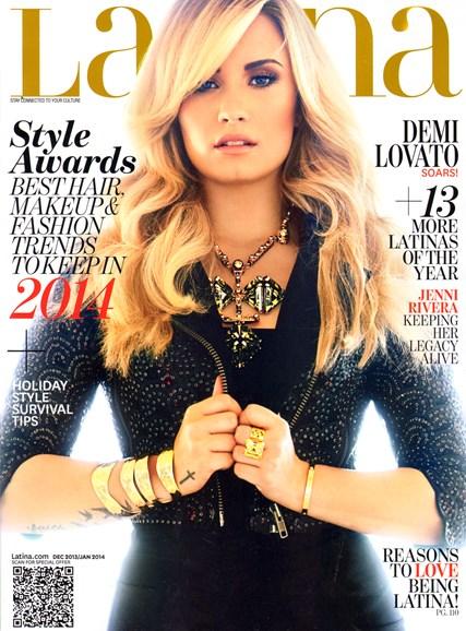 Latina Cover - 12/1/2013