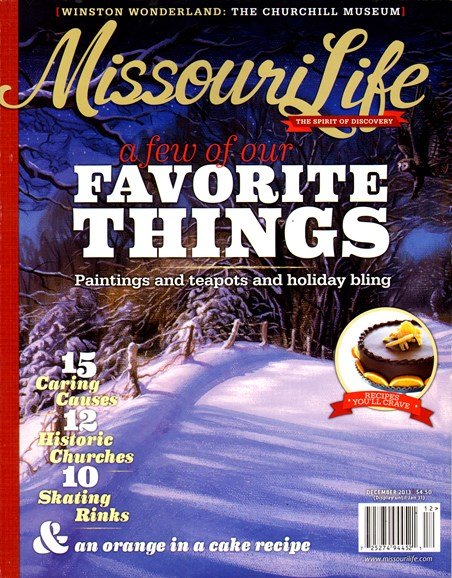 Missouri Life Cover - 12/1/2013