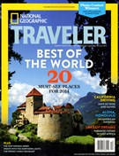 National Geographic Traveler Magazine 12/1/2013
