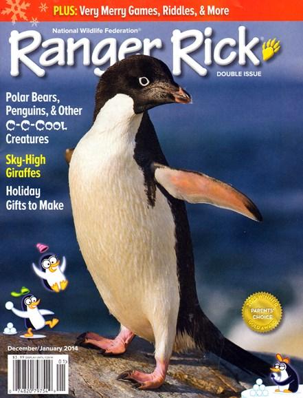 Ranger Rick Cover - 12/1/2013