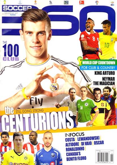 Soccer 360 Cover - 12/1/2013