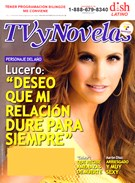 Tv Y Novelas Magazine 12/1/2013