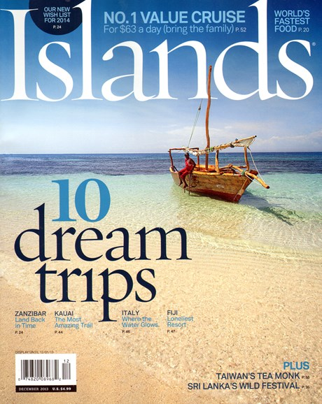 Islands Cover - 12/1/2013