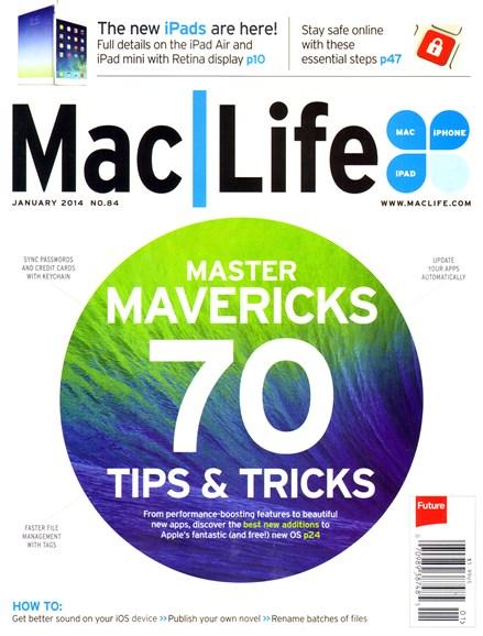 Mac | Life Cover - 1/1/2014
