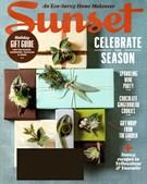Sunset Magazine 12/1/2013