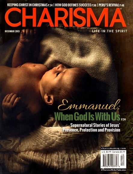 Charisma Cover - 12/1/2013