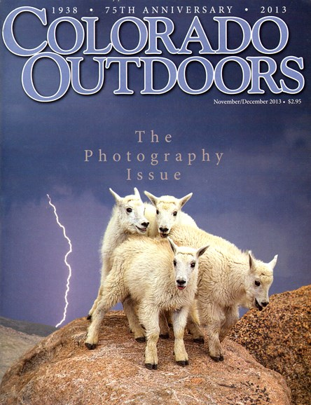 Colorado Outdoors Cover - 12/1/2013