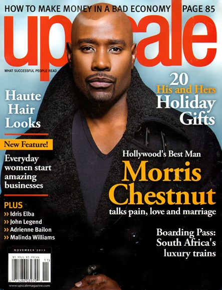 Upscale Cover - 11/1/2013