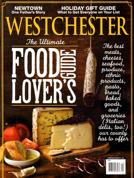 Westchester Magazine Cover - 12/1/2013