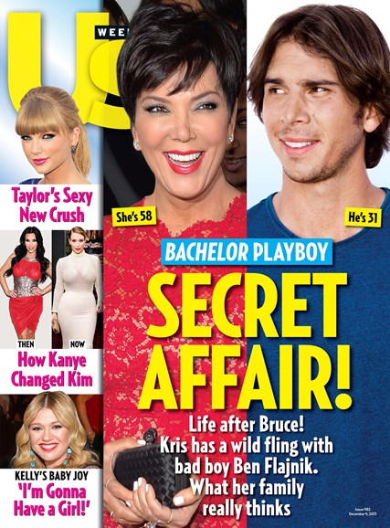 Us Weekly Cover - 12/9/2013