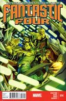 Fantastic Four Comic 1/1/2014