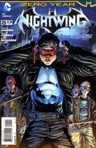 Nightwing Comic 1/1/2014