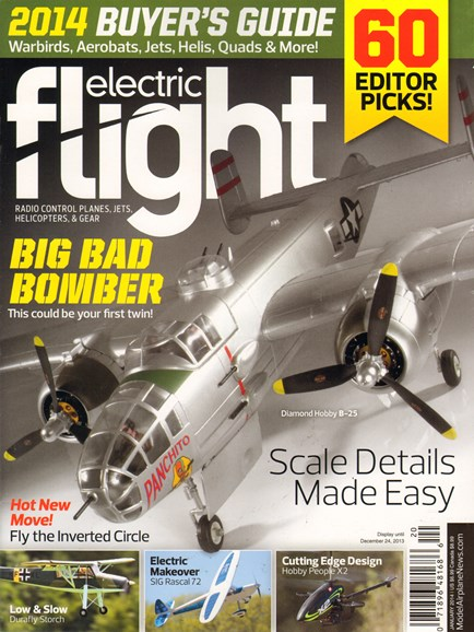Electric Flight Cover - 1/1/2014