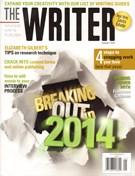 The Writer Magazine 1/1/2014
