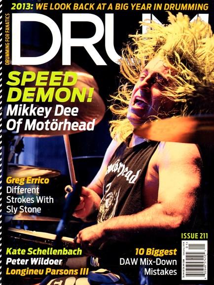 Drum! Cover - 1/1/2014