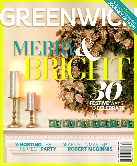 Greenwich Cover - 12/1/2013