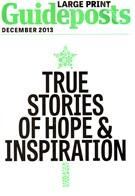 Guideposts Large Print Magazine 12/1/2013