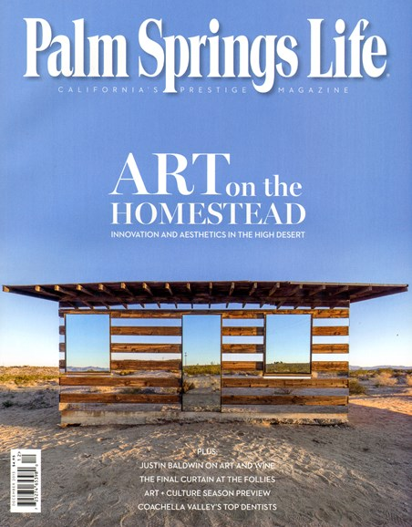 Palm Springs Life Cover - 12/1/2013
