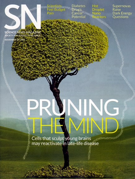 Science News Cover - 12/30/2013